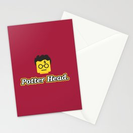 Potter Head Stationery Cards