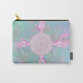 Opal Palms Carry-All Pouch