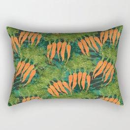 carrots Rectangular Pillow