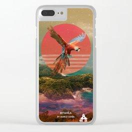 RETAHÍLA Clear iPhone Case