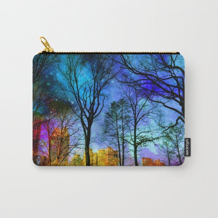 Magical sky Central Park  Carry-All Pouch