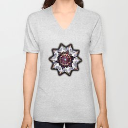 Chaotic Connections Logo Unisex V-Neck