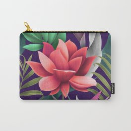 The Enchanted Lotus Carry-All Pouch