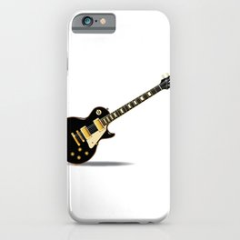 Solid Blues iPhone Case