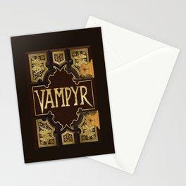 Vampyr Book -- Buffy the Vampire Slayer Stationery Cards