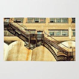 emergency stairs Rug