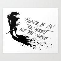 Yasuo best quote Art Print