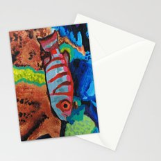 Fish 2 Series 1 Stationery Cards