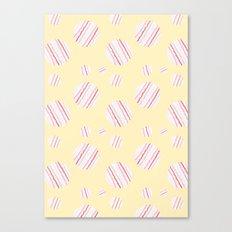 ysabel (lemon) Canvas Print