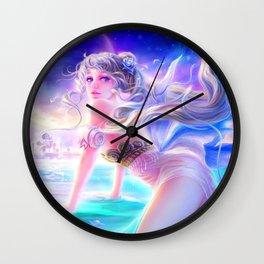 Sleepless Nights-Princess Serenity Wall Clock