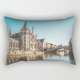Magic Ghent Rectangular Pillow