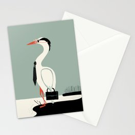 Back to work Stationery Cards