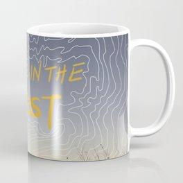 Love In High Places Coffee Mug