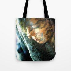 Scrutinize Tote Bag