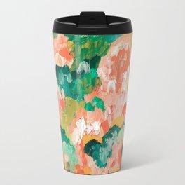 Abstract 83 Travel Mug