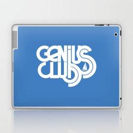 Genius Club Logo Laptop & iPad Skin