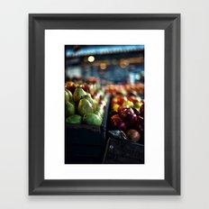 delectable Framed Art Print