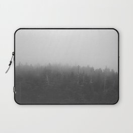 The Fog Before the Storm Laptop Sleeve