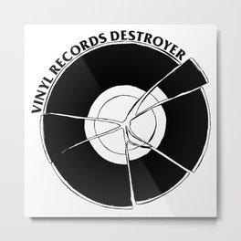 Destroyer Metal Print