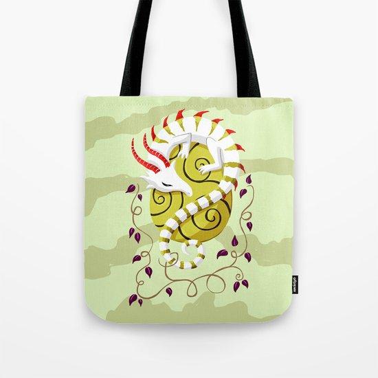 Dragon Egg Tote Bag