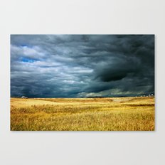 The Eye Of It Canvas Print