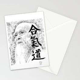 Ueshiba Stationery Cards