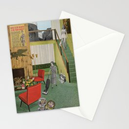 (Acting Like) Some Kind Of Fifties Housewife I Stationery Cards