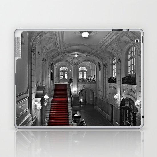 Treppenhaus Laptop & iPad Skin