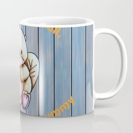 Grumpy Otter Coffee Mug