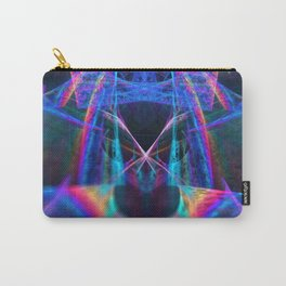 Multi-Dimensional Traveler Carry-All Pouch