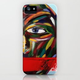 Universal Repression iPhone Case