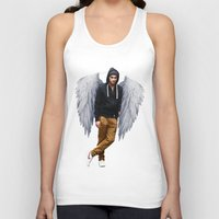 zayn Tank Tops featuring Zayn by gutsngore