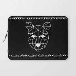 Totem Festival 2015 - White & Black Laptop Sleeve