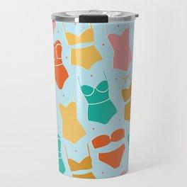Coastal Swim Travel Mug