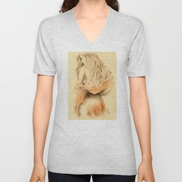 Lost in Time Unisex V-Neck