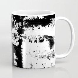 Brush Stroke Art Coffee Mug