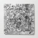 Mandala 4 by doodlingtogether