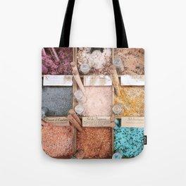 Prettiest of salts, Nice France Tote Bag