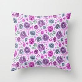 Belle Chanterelle, Candy Throw Pillow