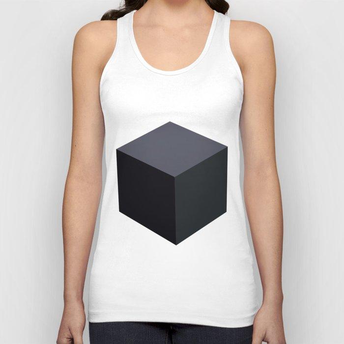 Cubed Unisex Tanktop