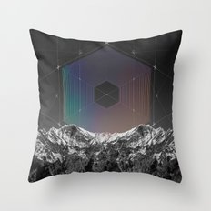 It Cannot Block Out the Sun Throw Pillow