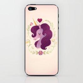 Unicorn Love iPhone Skin