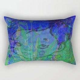 PYRAMID BOY Rectangular Pillow