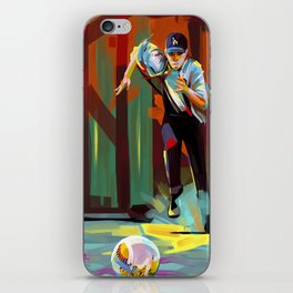 The Showdown iPhone Skin