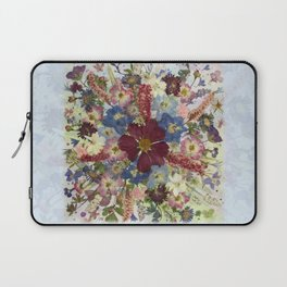 Flower Burst Laptop Sleeve