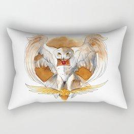 Potter Hedwig Owl Rectangular Pillow