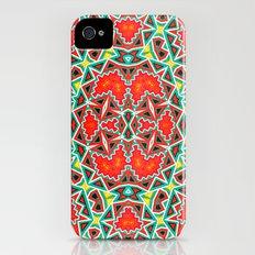 LCD Pattern iPhone (4, 4s) Slim Case