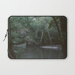 Drabby Swampy Creek Laptop Sleeve