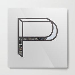Pandora's Paradox Metal Print