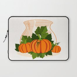 C13D Its Pumpkin Time Laptop Sleeve